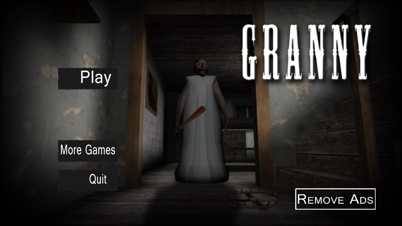 начальный экран игры